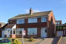 3 bedroom semi detached home in Alnwick Close...