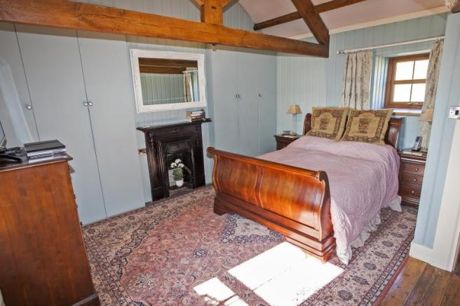 Master Bedroom (Main House)