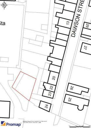 Dawson Street Sale Plan