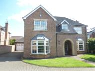 4 bed Detached house for sale in Molescroft Gardens...