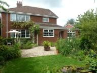 Detached home in Catwick Lane...