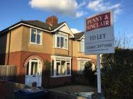 3 bedroom semi detached house to rent in Newman Road, Oxford