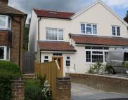 semi detached property in Sandfield Road...