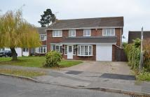 5 bed Detached property in Hollyfield Close, Tring...