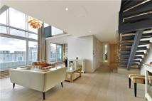 Penthouse in Baltimore Wharf, London...