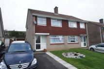 3 bedroom semi detached home for sale in Julian Road, Ivybridge.