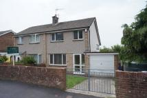 4 bed semi detached house in St Austin Close...