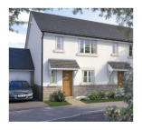 3 bed new property for sale in Penryn Penryn Cornwall...