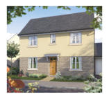 3 bedroom new house for sale in Penryn Penryn Cornwall...