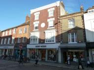 1 bedroom Flat to rent in East Street, Chichester