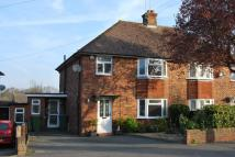 3 bed semi detached property to rent in Saxon Crescent, Horsham...