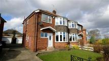 Whitkirk Lane semi detached house to rent