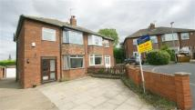 semi detached house in Templestowe Hill, Leeds
