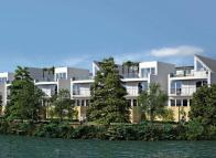 new development for sale in Bridge Road, Lymington...