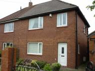 Etal Crescent semi detached property to rent