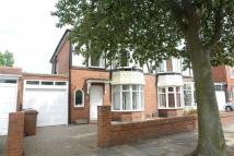 semi detached home in Plessey Crescent...