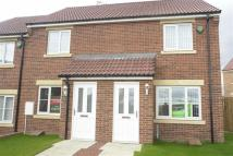2 bed semi detached home in Ridley Gardens...