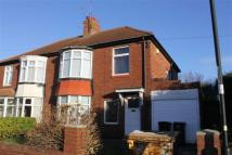 semi detached house to rent in Plessey Crescent...