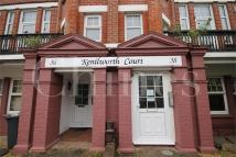 Apartment to rent in Norwich Avenue West...