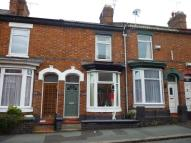 2 bed Terraced property to rent in Walthall Street, Crewe.