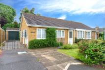 2 bed Bungalow in Norwich Way, Grantham...