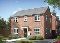 End of Terrace home in Bamburgh Close, Grantham...