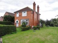 Detached house in Long Street, Foston...