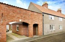 3 bed semi detached home for sale in North End Lane, Fulbeck...