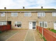 Terraced home to rent in Welland Court, Grantham...