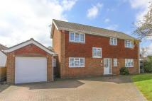 Detached home for sale in Hunters Forstal Road...