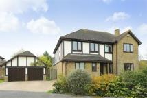 Detached house in Curtis Wood Park Road...