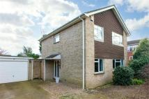 Detached property in Peartree Road...