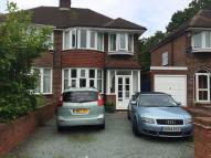 3 bedroom semi detached house to rent in Court Lane, Erdington...
