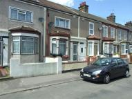 Terraced property for sale in Knockhall Road...