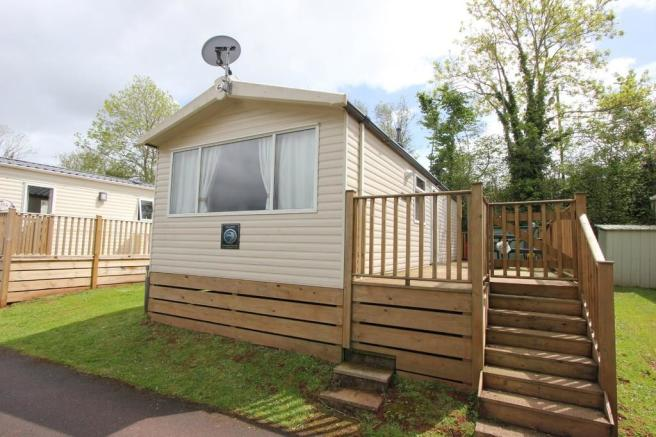 Bedroom Mobile Home Sale Orchard Park Devon