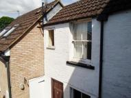 Parsonage Street Town House to rent
