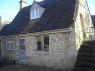 1 bedroom End of Terrace house to rent in HALE LANE, Painswick, GL6