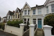 Terraced property to rent in Hartington Road, BN2