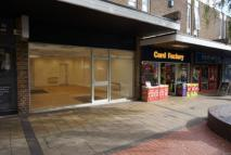 Shop to rent in Unit 31...