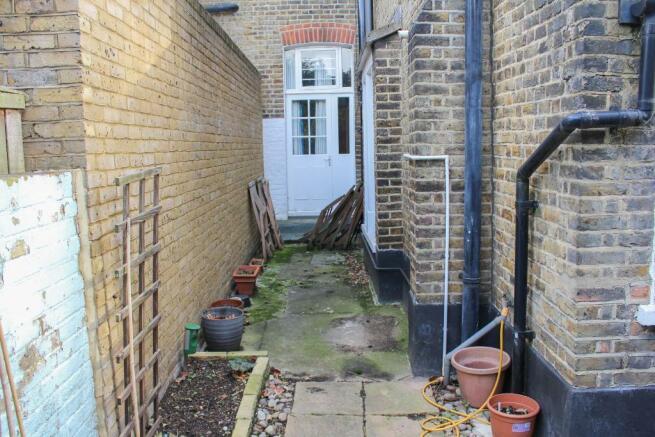 Bedroom Entrance - Private Patio Garden