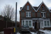 11 bed semi detached property to rent in Christchurch Road...