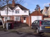 4 bed semi detached house to rent in Addington Road, Earley...