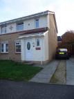 semi detached house to rent in Murray Crescent, Newmains