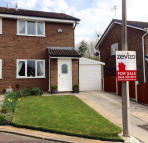 2 bed semi detached property for sale in  Maypark, Bamber Bridge...