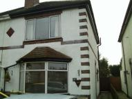 2 bed semi detached home in Newstead Avenue, Burbage...