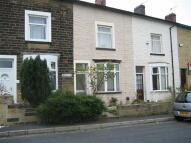 Terraced house in Castle Street, Nelson...