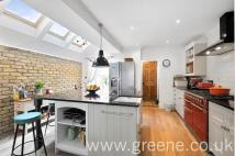Ponsard Road Terraced house for sale