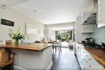 Terraced house to rent in Spezia Road, Kensal Rise...