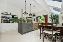 Terraced home for sale in Lynton Road, Kensal Rise...