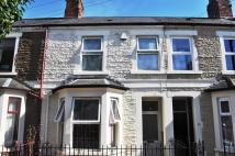 Terraced home to rent in Arran Street, Cathays...